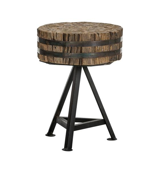 Deer Valley Side Table tripod € 99,=  30x30x40