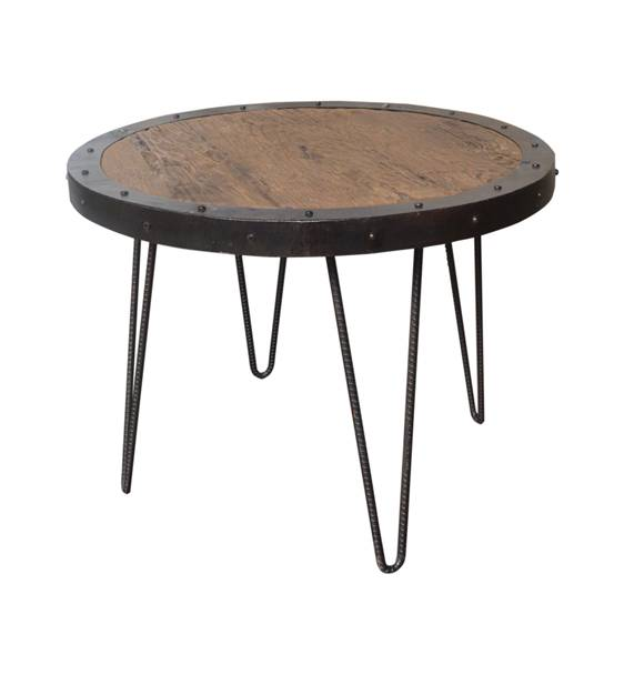 Noni Hairpin Side Table € 219,= 60x60x45