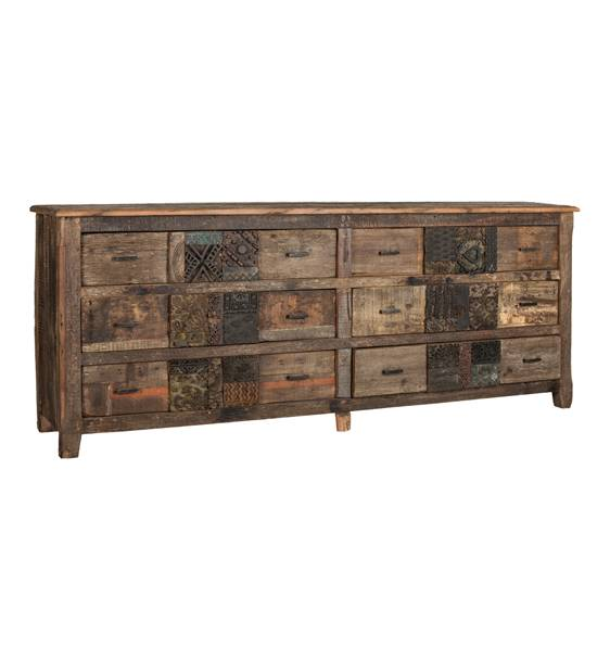 Stamp sideboard € 1199,= 200x50x80
